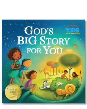 God's Big Story for You: Our Daily Bread for Kids