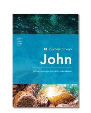 Journey through John, daily, devotion
