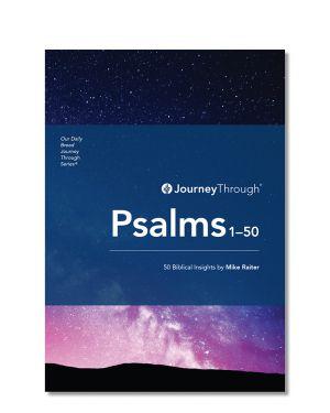 Journey Through Psalm 1-50