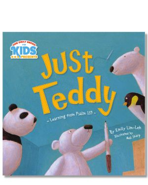 Just Teddy - Learning from Psalm 139