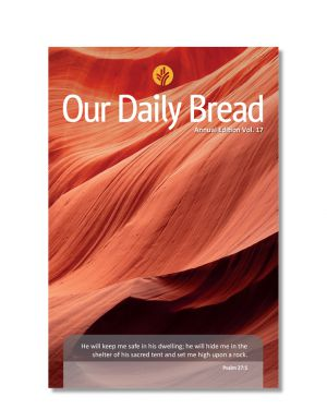 Our Daily Bread Annual Edition Vol. 17