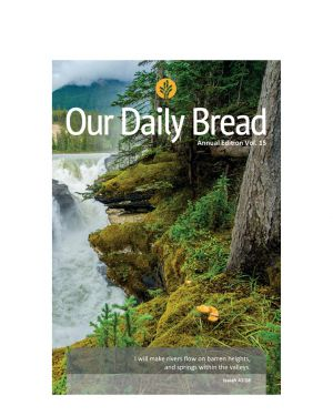 Our Daily Bread Annual Edition Vol. 15