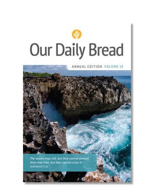Our Daily Bread Annual Edition Vol 18