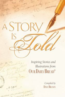 A Story Is Told - Inspiring Stories and Illustrations from ODB