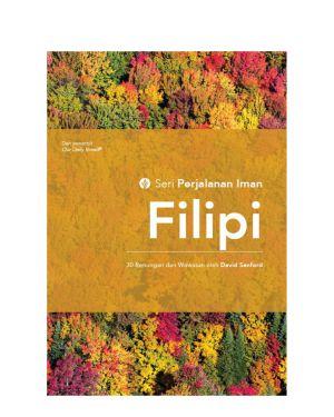 Seri Perjalanan Iman Kitab Filipi